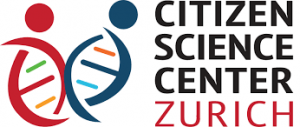 Logo des Citizen Science Center Zurich