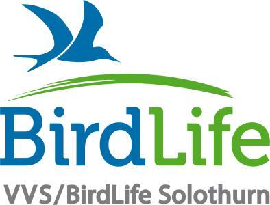 Logo BirdLife Solothurn