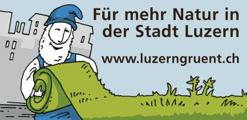 Logo Luzern grünt