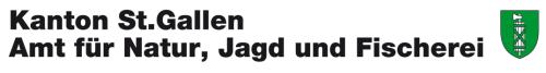 Logo St.Gallen Amt für Natur, Jagd, Fischerei