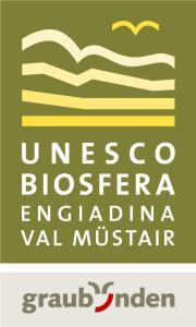 Logo Biospärenreservat Engiadina