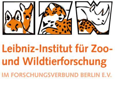 Logo Leibniz-Institut für Zoo- und Wildtierforschung