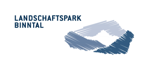 Logo Landschaftspark Binntal