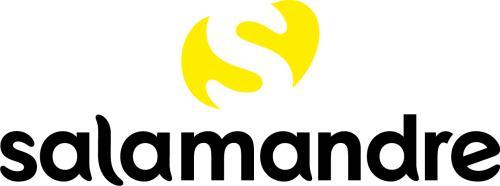 Logo des éditions La Salamandre