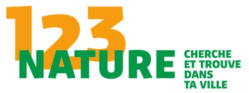 Logo du projet 1.2.3. nature de la Ville de Lausanne