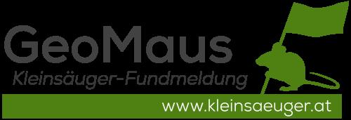 Logo Geomaus - Kleinsäuger-Fundmeldung
