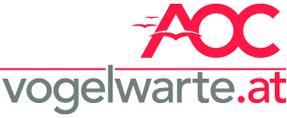 Logo der Österreichischen Vogelwarte.